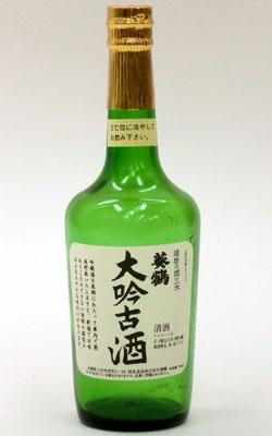 葵鶴 大吟古酒