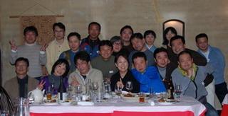 2012年新年会参加メンバ