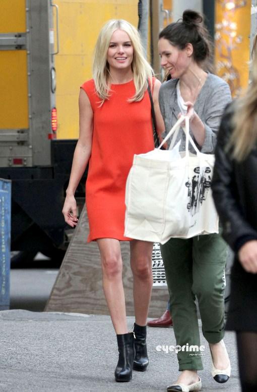 Kate Bosworth Pretty in Orange!!