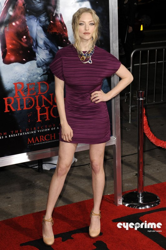 Amanda Seyfried attends the