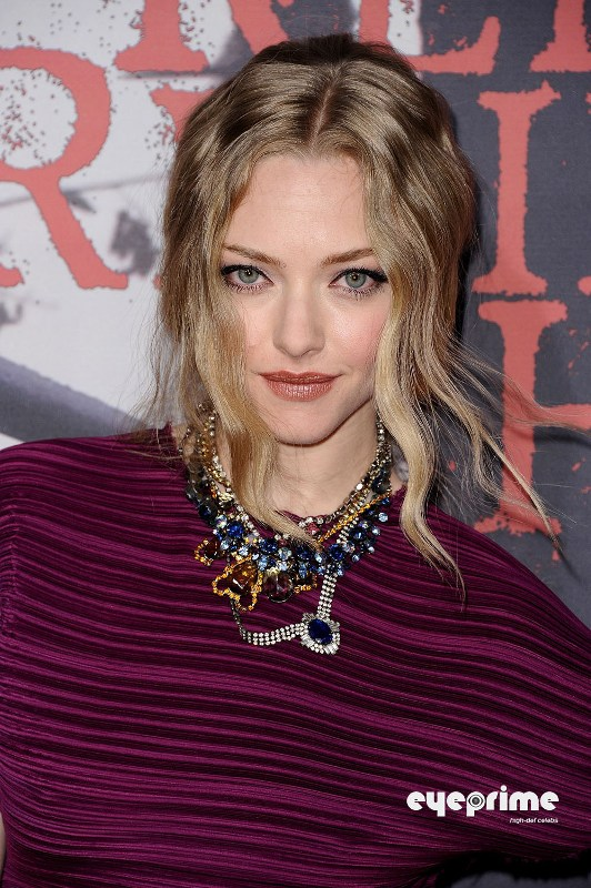 Amanda Seyfried attends the Red Riding Hood Premiere in Hollywood