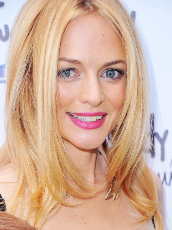 Heather Graham at Judy Moody and The Not Bummer Summer Premiere