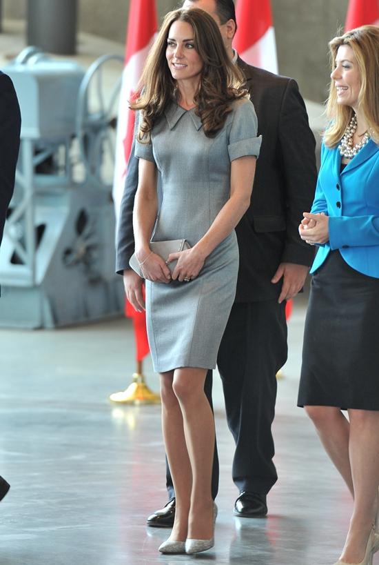 ウィリアム王子&キャサリン夫人 カナダ公式訪問♪