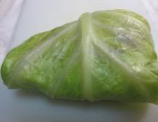 焼肉のキャベツ巻き 調理③