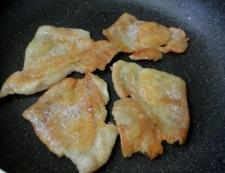 うずらと鶏皮のうま煮 【下準備】①
