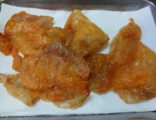 うずらと鶏皮のうま煮 【下準備】②