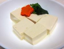 豆腐のわかめあんかけ 調理④