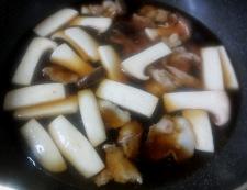 豆腐とブロッコリーの中華煮込み 調理④