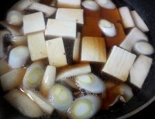 豆腐とブロッコリーの中華煮込み 調理⑤