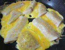 白身魚のマリネピカタ 調理③