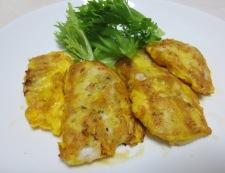 白身魚のマリネピカタ 調理⑤