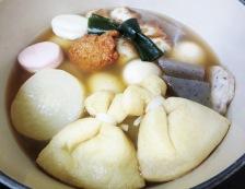 京風おでん 調理②