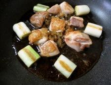タバスコ照り焼き丼 調理④