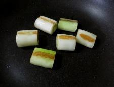 タバスコ照り焼き丼 調理①