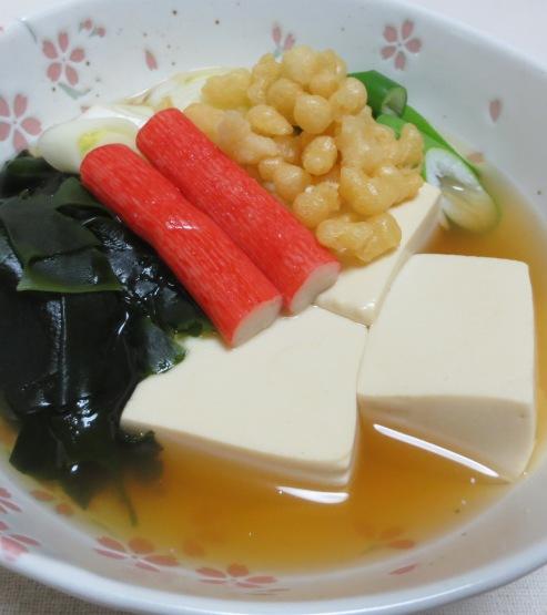たぬき豆腐 大