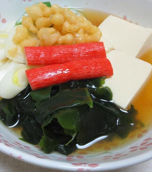 たぬき豆腐 B