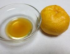 柚子ほうれん草 調味料