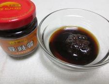 スペアリブの豆鼓焼き 調味料