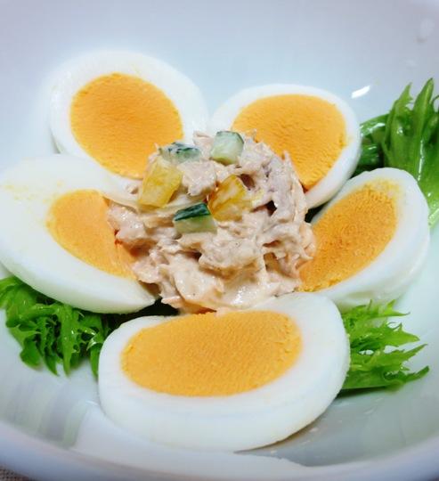 卵ツナサラダ B