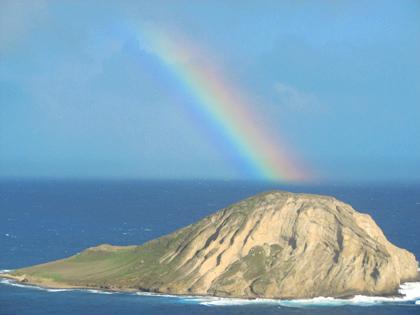 ハワイ マカプウトレイル