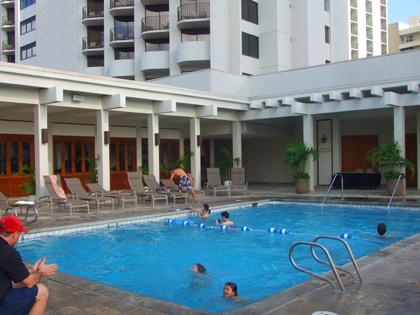 ハワイ ホテル ワイキキビーチ・マリオット・リゾート&スパ