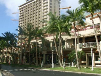 ハワイ旅行 ショッピング