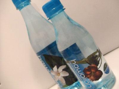 ハワイ旅行 お水について