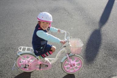 自転車出来た!20110120