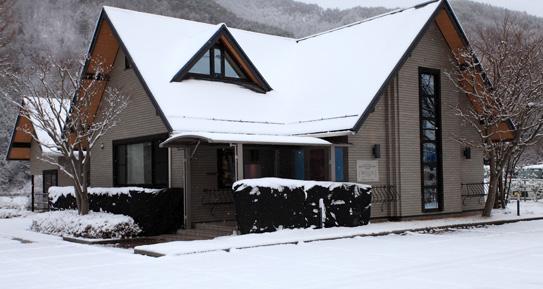 降雪のギャラリー
