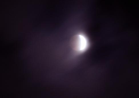 皆既月食-①