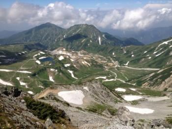 ブログ立山