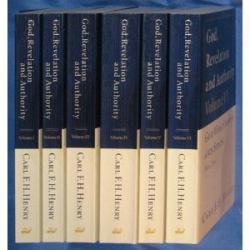 God, Revelation and Authority (6 Volume Set)