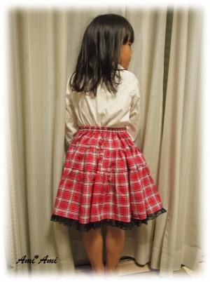 AKB風スカート