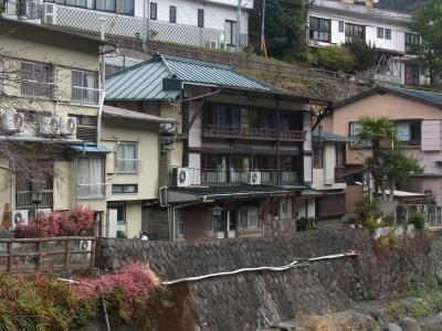 伊豆 湯ヶ野温泉旅館 せせらぎの宿「湯本楼」