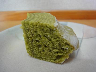 ねんりんやの和菓子の芽