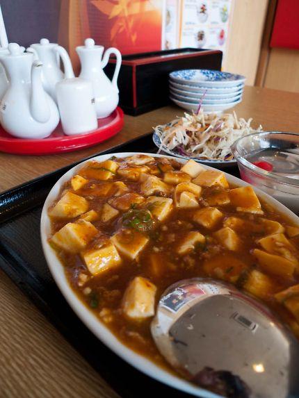 興源静岡店 麻婆豆腐