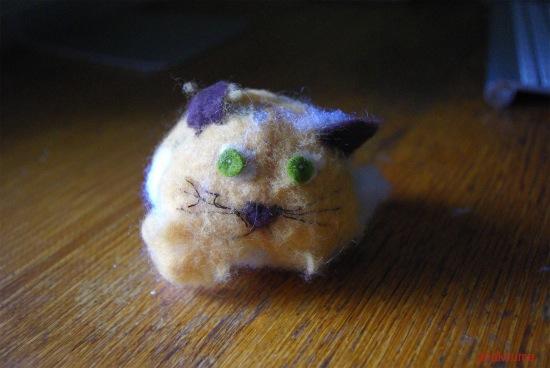 猫頭ちゃん
