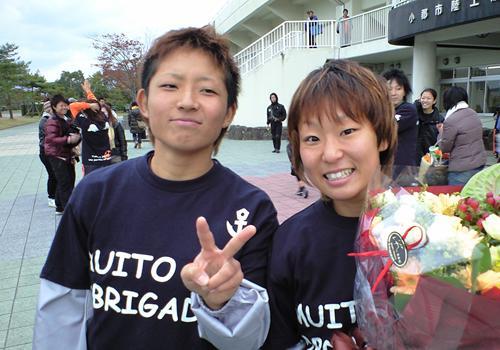 モンちゃん&ガッチャン