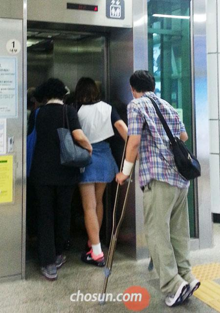 20130825エレベーター