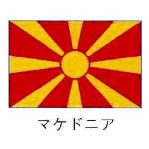 20131114マケドニア国旗