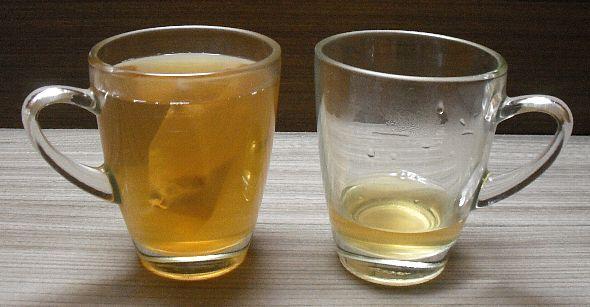 ふたつのカップ