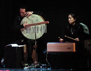 楽士:和田 啓、松本泰子