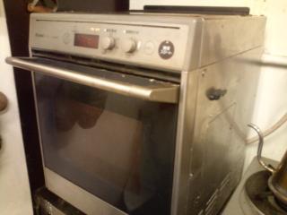 古いオーブン