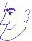 アントン似顔絵2