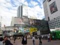 革命デュアリズム JR渋谷駅 大型看板3