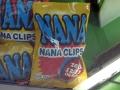 NANA CLIPS 6 アニメイト秋葉原店 店頭ショーケース6
