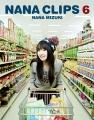 NANA CLIPS 6 Blu-ray ジャケット大サイズ画像