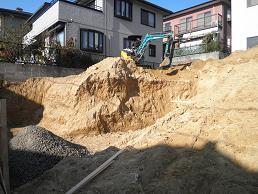 N邸掘削2