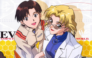 リツコ&マヤ