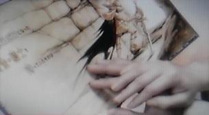 鋼牙&カオル(絵本)